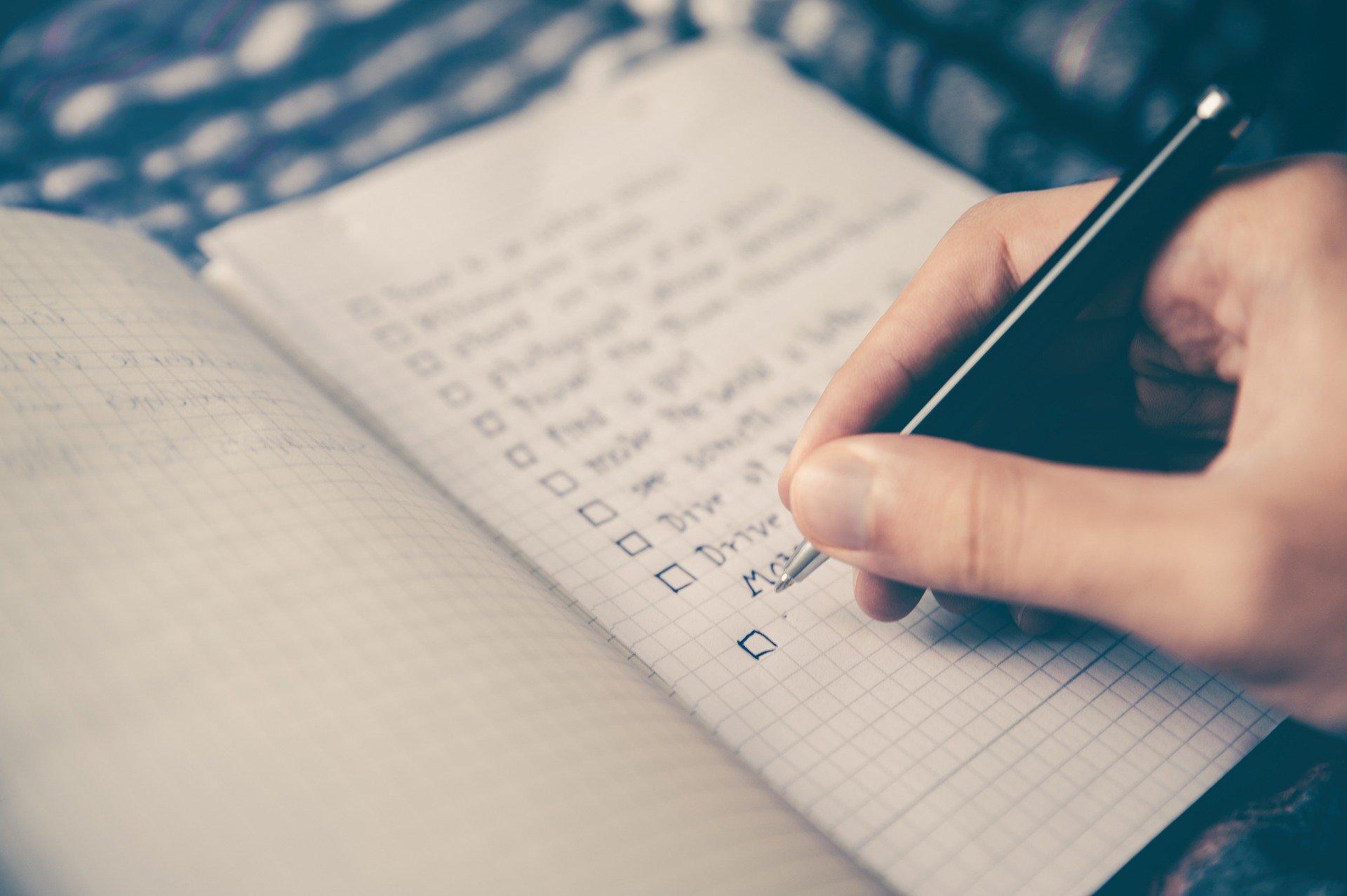 Checkliste mit 13 Möglichkeiten zur Prozessverbesserung
