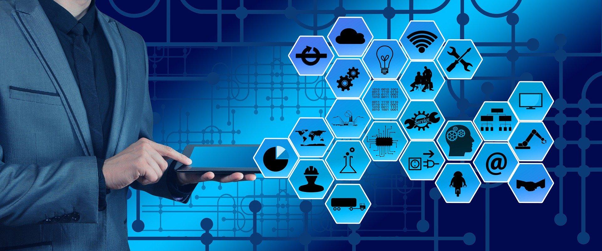 Erfolgsfaktoren für Plattformgeschäftsmodelle sind eine Invertierung der Organisation und die Nutzung des Netzwerkeffekts